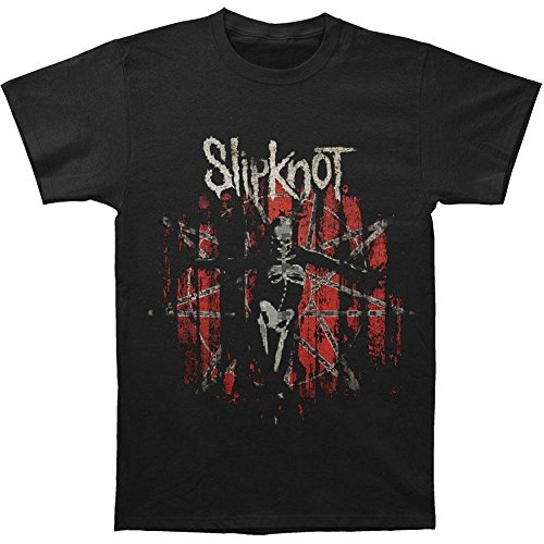(Slipknot- The Gray Chapter Star (Front/Back) T-Shirt Size XXL)