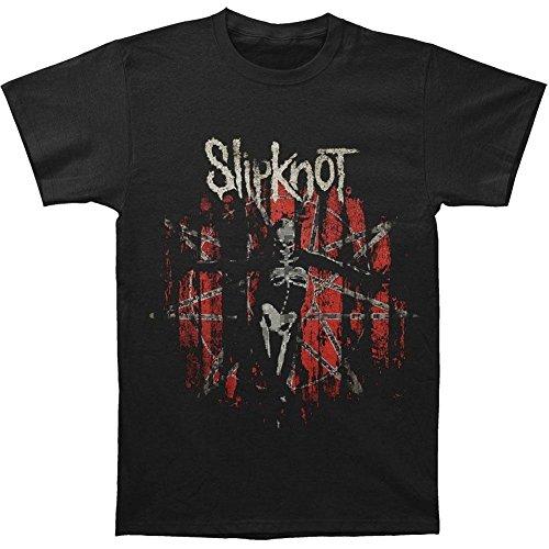 Slipknot- The Gray Chapter Star (Front/Back) T-Shirt Size - Slipknot Star