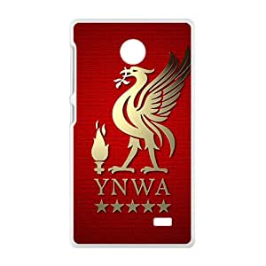Liverpool Football Club Cell Phone Case for Nokia Lumia X