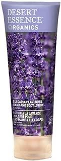 product image for Desert Essence Organics Bulgarian Lavender Hand & Body Lotions 8 fl. oz. (a)