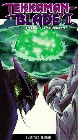 Tekkaman Blade 2: Stage 3 [VHS]