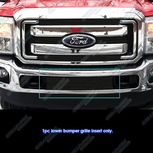 wder Coated Grille Bolt Over for select Ford F-250 Super Duty and other Models ()