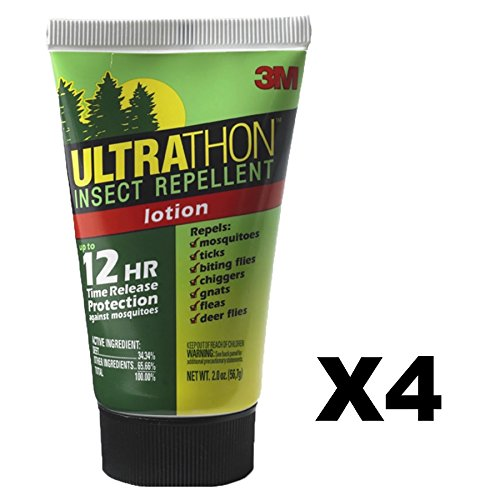 051131674424 - 3M Ultrathon Insect Repellent Lotion, 2-Ounce carousel main 0
