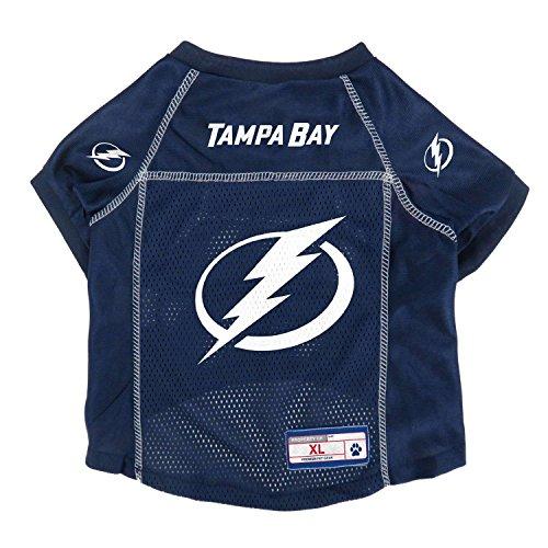 NHL Tampa Bay Lightning Pet Jersey, XS
