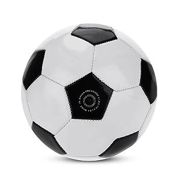 VGBEY Pelota de Futbol, Fútbol clásico Talla 4 para Entrenamiento ...
