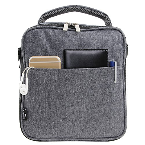 E Manis Insulated Lunch Bag Lunch Box Cooler Bag With