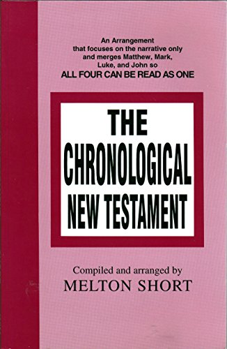 The Chronological New Testament