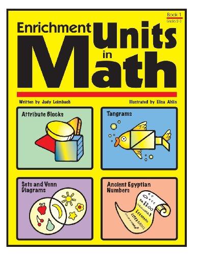 Enrichment Units in Math: Book 1, Grades 2-3