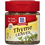 McCormick Thyme Leaves, 0.37 oz