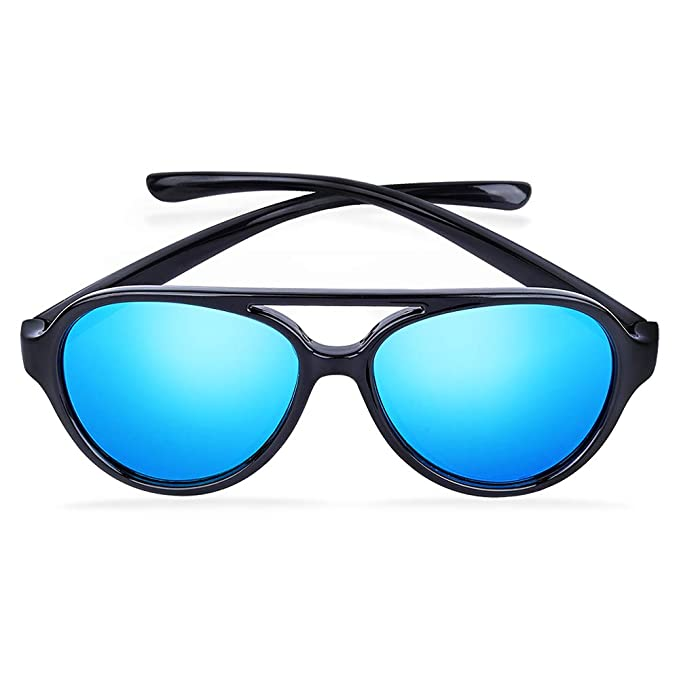 Amazon.com: GUVIVI TPEE - Gafas de sol polarizadas de goma ...
