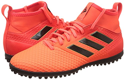 TF de Tango Red Hombre para Black Fútbol 17 Core Orange Solar Zapatillas Multicolor Ace adidas 3 Solar anqxw5YxI