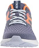 various colors 6edfd e6a51 adidas Performance Womens Aerobounce w Running Shoe, Raw IndigoMetallic  SilverHi-Res Orange, 6.5 M US