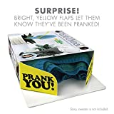 "Prank Pack ""Plant Urinal"" - Wrap Your Real Gift in a Funny Joke Gift Box - by Prank-O"