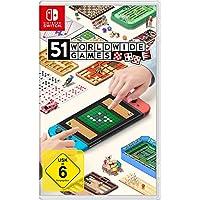 51 Worldwide Games: voor Nintendo Switch