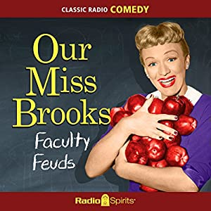 Our Miss Brooks: Faculty Feuds Radio/TV Program