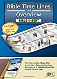 Bible Time Lines and Overview - Bible Insert