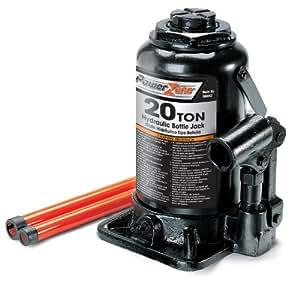 Powerzone 380042 20 Ton Steel Bottle Jack