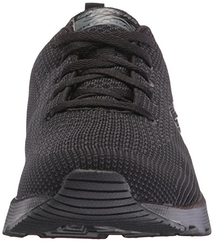 Woman Skechers BBK 12721 Black Sneaker fqHvxqP