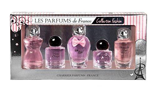 Charrier-Parfums-de-France-Collection-Fashion-Coffret-de-5-Eau-de-Parfums-Miniatures-Total-497-ml
