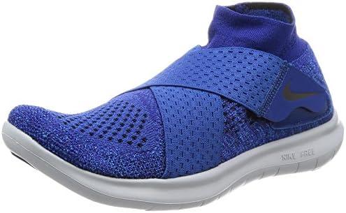 Nike Women's WMNS Free RN Motion FK 2017, Binary BlueBlack