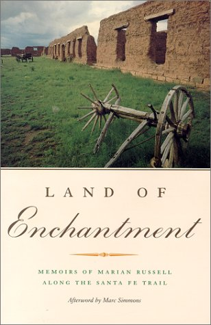 the land of enchantment by marian russell essay Books on the topic of this essay may be found in the imaginative conservative bookstore this essay first appeared in the wyoming catholic college weekly bulletin (july 2017) the imaginative conservative applies the principle of appreciation to the discussion of culture and politics—we approach dialogue with magnanimity rather than with mere.