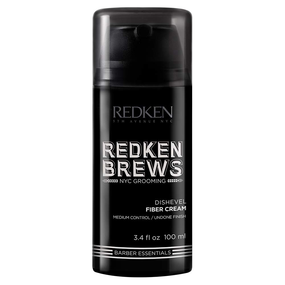 Redken Brews Fiber Cream, 3.4 fl. oz. L' Oreal USA S/D P1442900