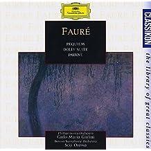 Fauré: Requiem; Dolly Suite; Pavane