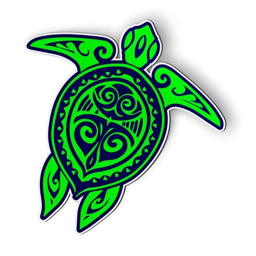 AK Wall Art Sea Turtle Blue Green Pretty - Magnet - Car Fridge Locker - Select Size