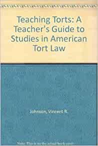 studies in american tort law case briefs The case has been one of the most storied cases in american law since soon after its  and the case is often studied in american law schools as an example of the role of intent in tort cases the case came three times before the  case brief for vosburg v putney 50 nw 403 (wis 1891) (single paragraph, narrative) outline with vosburg.