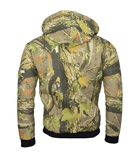 Cappuccio Con Kloth Camouflage Portatiòli Bomber Tempesta qd1w7nEtt