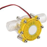 Majome 1 unids Micro Generador Hidroeléctrico 12 V Stabilivolt 10 W Potencia de conversión hidráulica