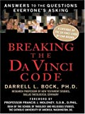 Breaking the Da Vinci Code, Darrell L. Bock, 0786269677