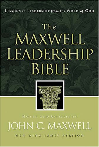 Maxwell Leadership Bible John C