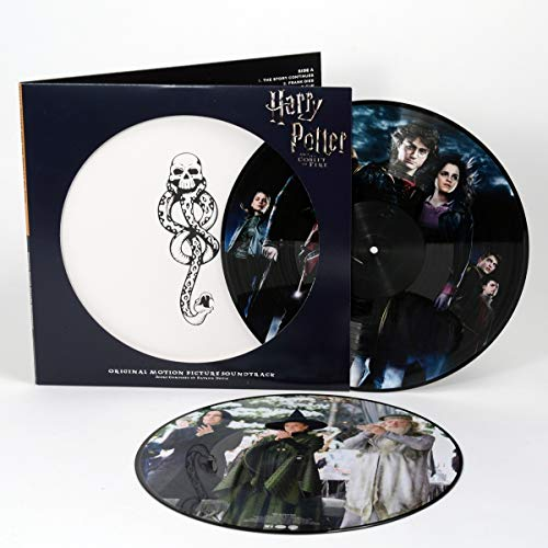 Harry Potter And The Goblet Of Fire [Disco de Vinil]