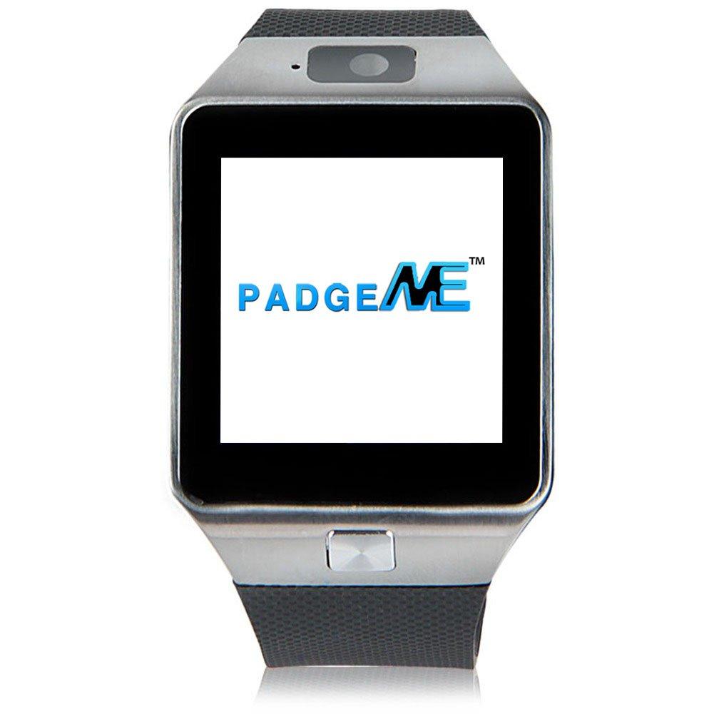 padgene dz09 Smartwatch con Bluetooth para Android ...