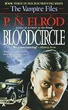 Bloodcircle, P. N. Elrod, 0441067174