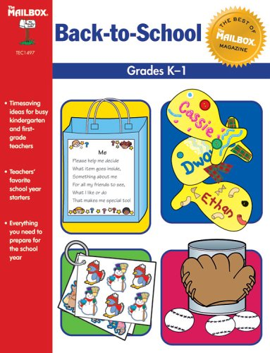 The Best of The Mailbox Back-to-School, Grades K-1