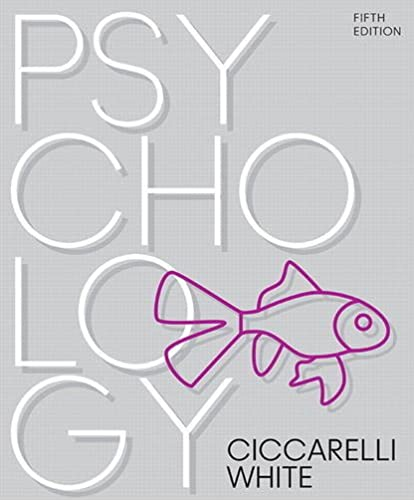 Book cover for request_ebook Psychology 5th Edition