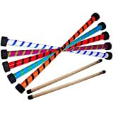 TWIST Devil Stick Set with FREE Wooden Control Hand Sticks!