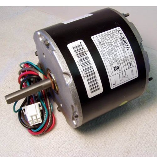 F48AA68A50 - York OEM Condenser Fan Motor - 1/4 HP 230 Volt (Ac Compressor Fan)