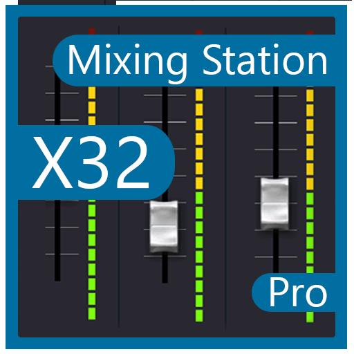 (Mixing Station XM32 Pro)