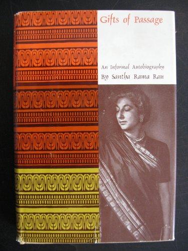 Gifts Of Passage by Santha Rama Rau