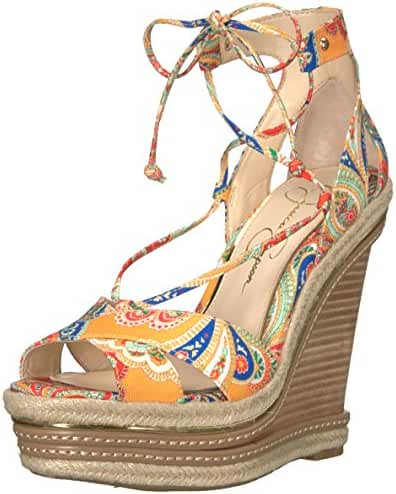 Jessica Simpson Women's Adyson Wedge Sandal
