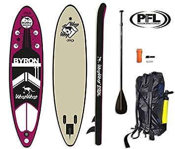 Woop Woop Tabla Paddle Surf Hinchable Byron 11 PFL SUPPFL12: Amazon.es: Deportes y aire libre