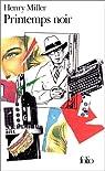 Printemps noir par Henry Miller