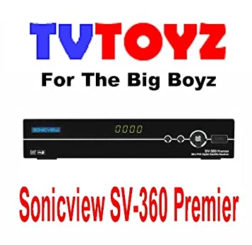sonicview ihub files