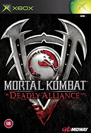 Mortal Kombat: Deadly Alliance (Xbox): Amazon co uk: PC