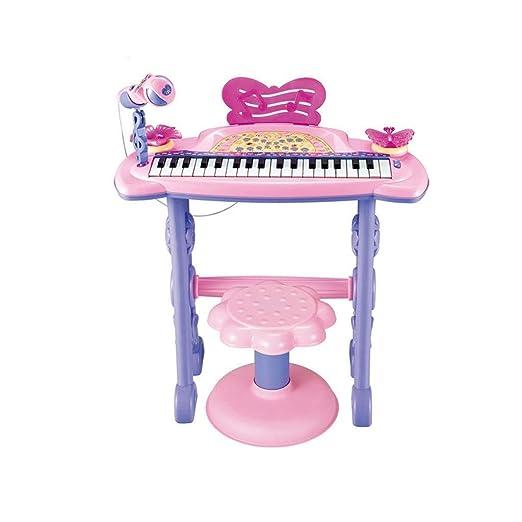 TYZXR El Piano de Juguete de Dibujos Animados cargable para ...