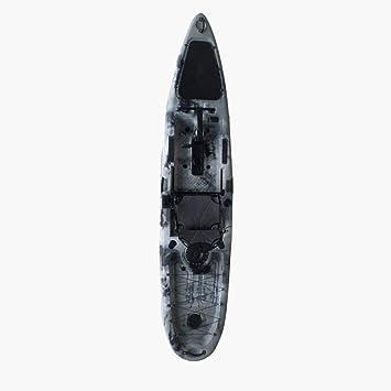 ANAN 3.96 Metros de Largo Solo Barco de Pesca Profesional Canoa ...