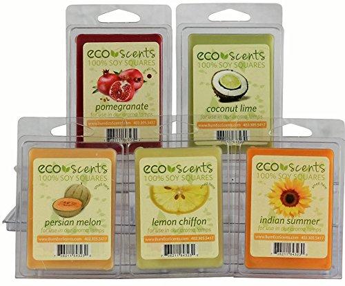 EcoScents Multicolor, El Paquete de Frutas, Multicolor, 1